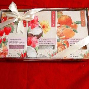 Nib gift set Bath Soak